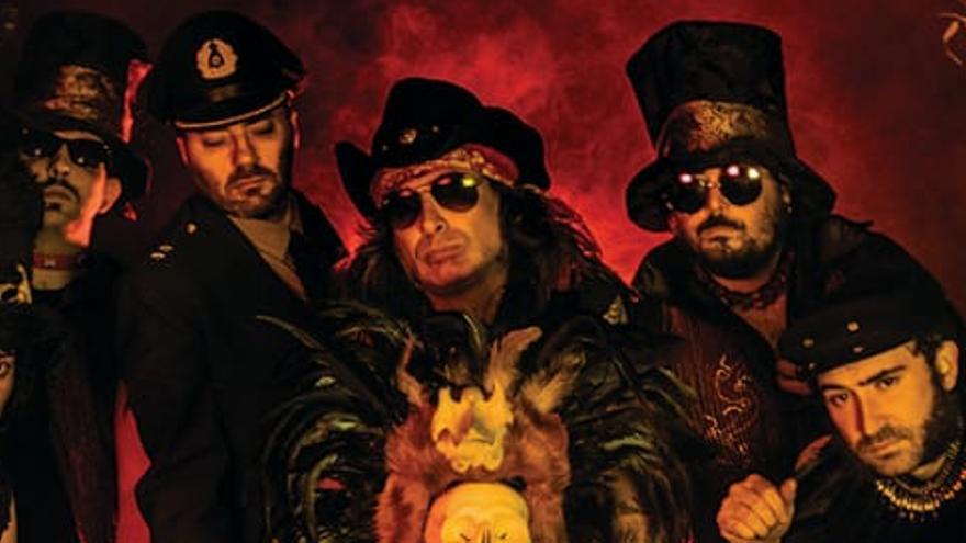 Indy Tumbita & The Voodoo Bandits