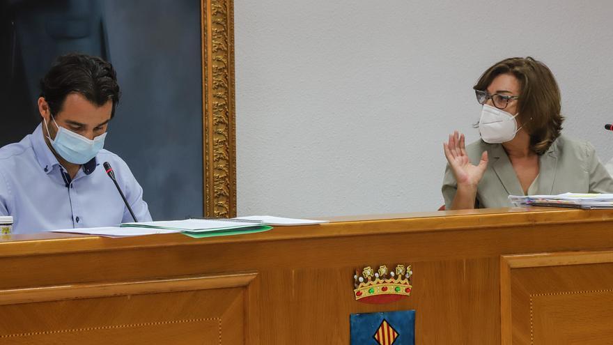 Torrevieja aprueba el presupuesto de este año y podrá asumir el nuevo contrato de basuras