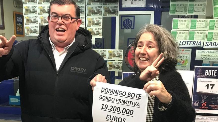¿Quién ganó 19 millones de euros? Intriga y sospechas en el barrio más populoso de Gijón