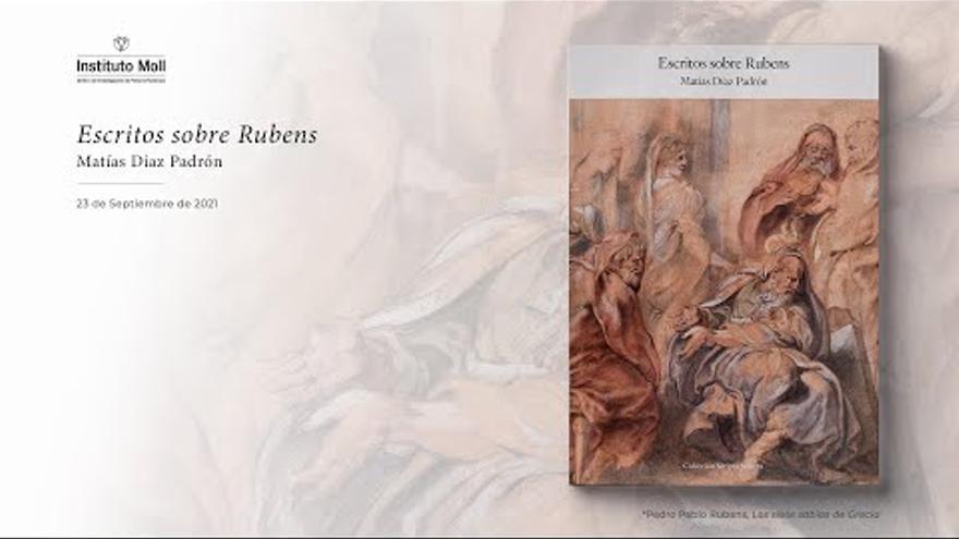 Sigue el evento online 'Escritos sobre Rubens'