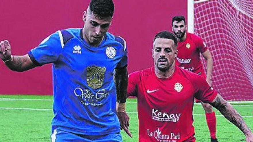 El Santa Úrsula, con un gol de Miguel en la segunda mitad, vence al Marino