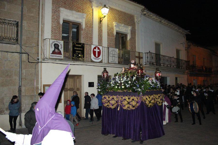 Procesión del Ecce Homo en Fuentesaúco