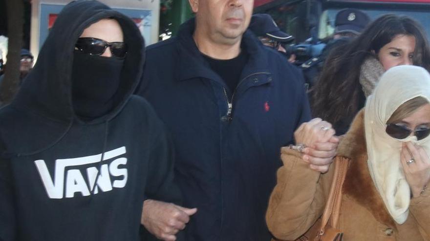 El juez procesa al 'Cuco' y a su madre por falso testimonio en el juicio de Marta del Castillo