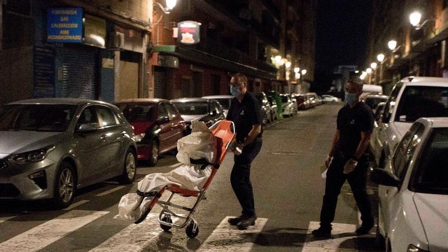 Detienen a un hombre por asesinar a su pareja en València