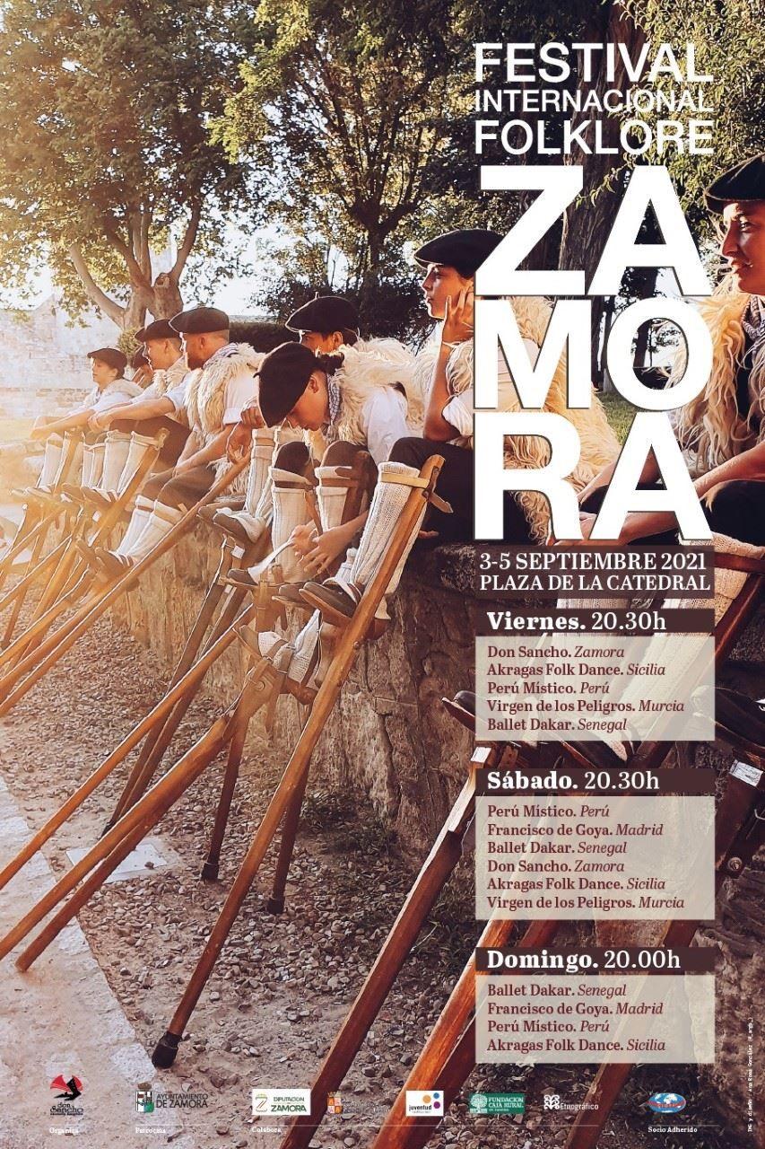 Festival Internacional Folklore de Zamora