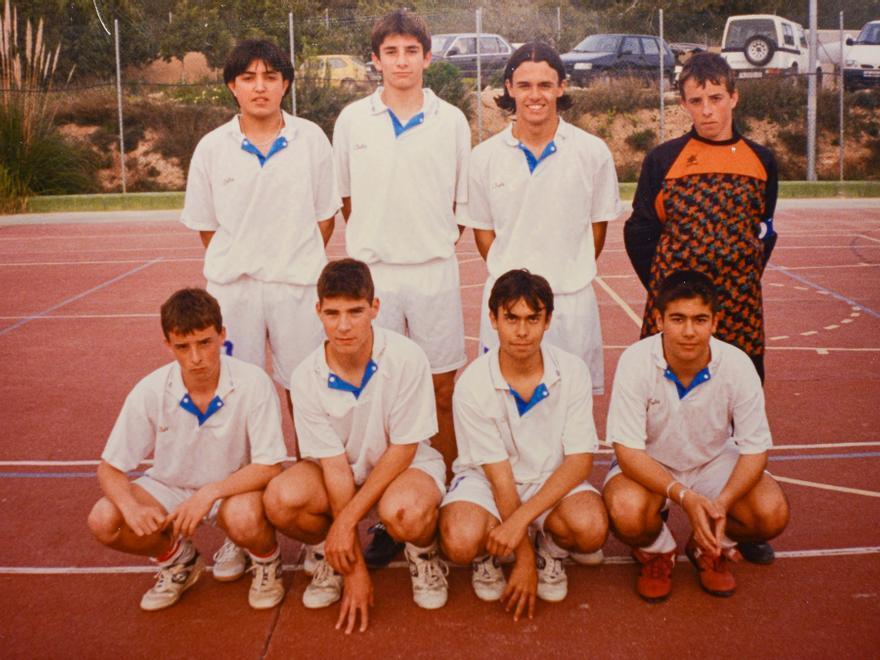 AV Figueretas, Liga Unificada cadete. Liga 97-98.