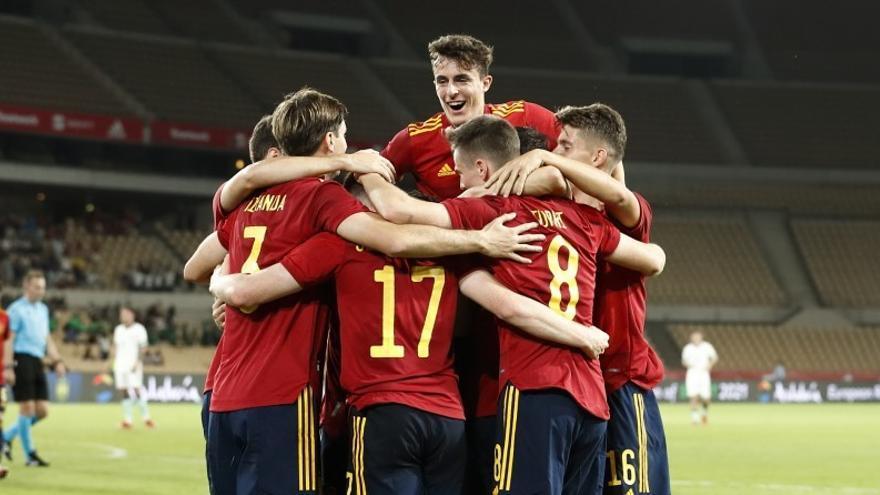 Francés, 90 minutos y otra victoria con España