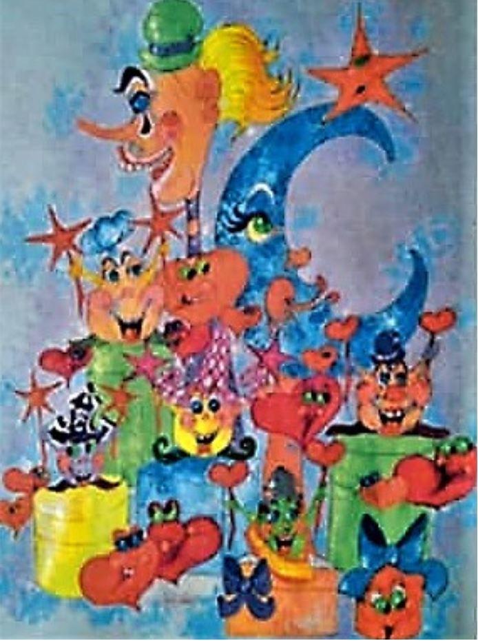 Francisco Ribes. El cor de la vida.jpg