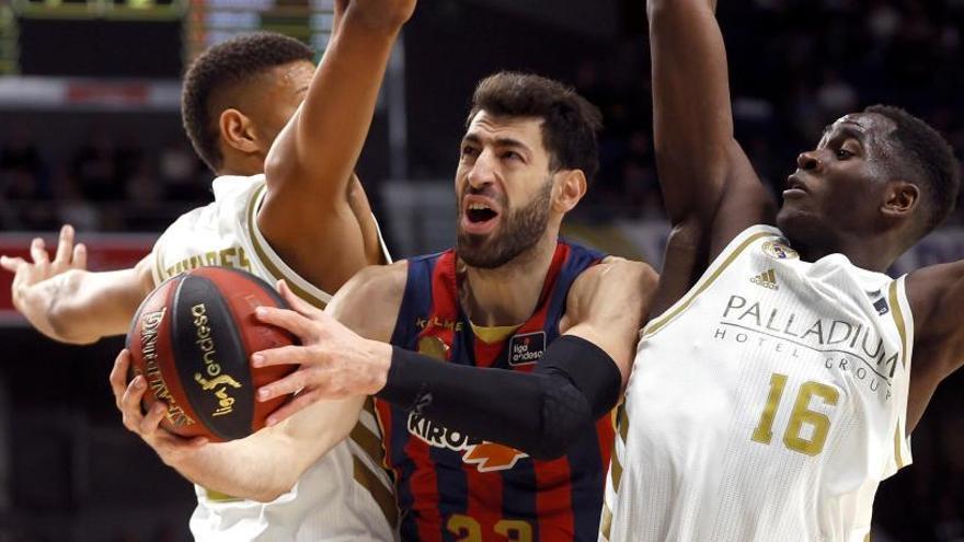 El Baskonia toma Madrid