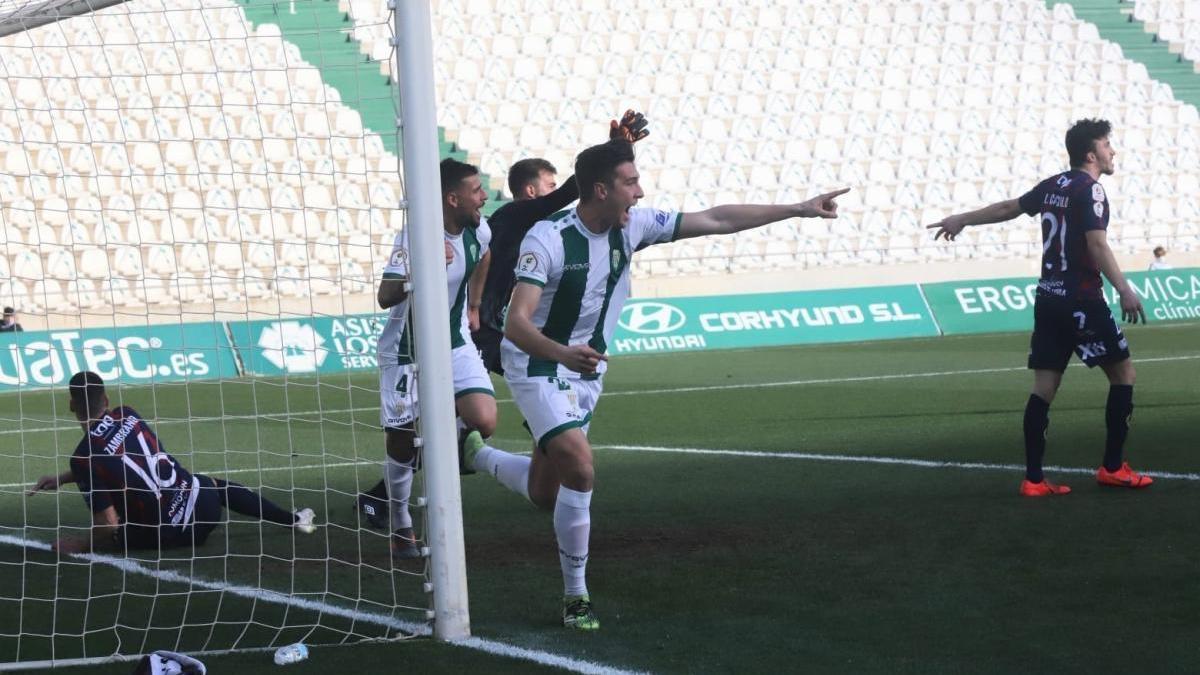 Los nombres propios del Córdoba CF-Yeclano Deportivo
