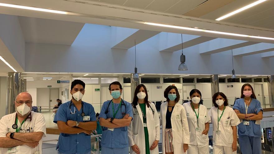 El Hospital Virgen de la Victoria estudia cada año un centenar de familias por cardiopatías