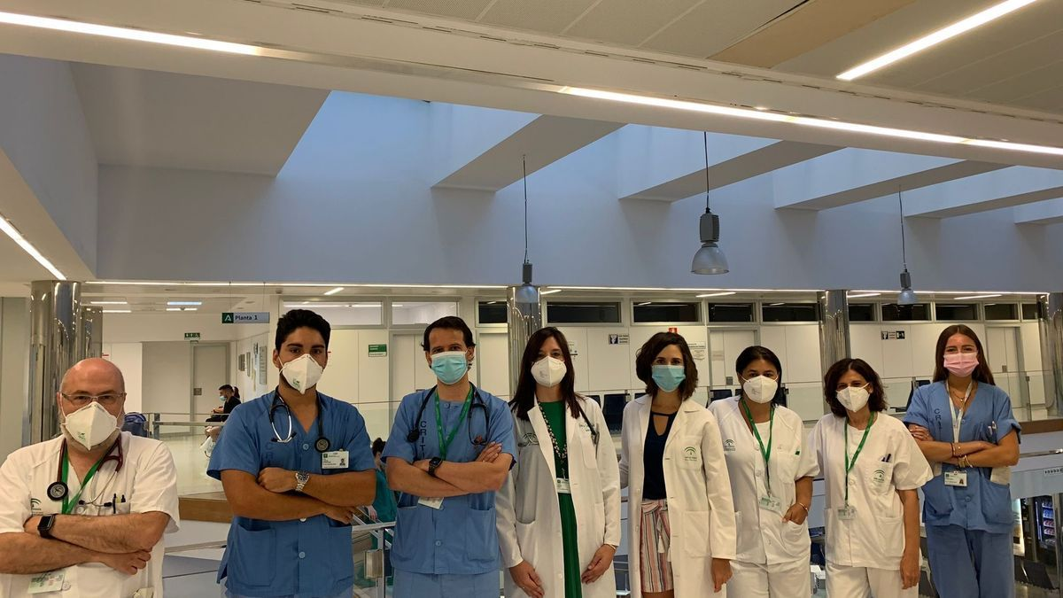 Equipo de la Unidad de Cardiopatías Familiares del Hospital Clínico Virgen de la Victoria