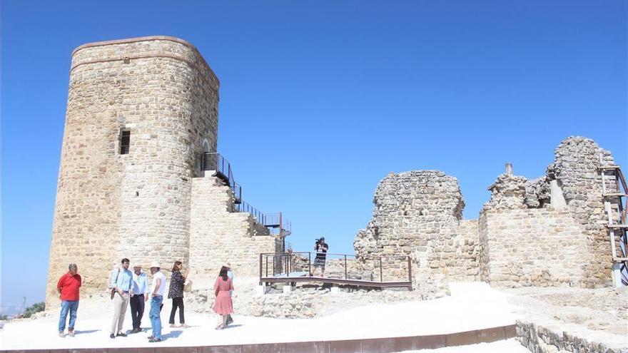 Castillo de Torreparedones: el vigía de lafrontera