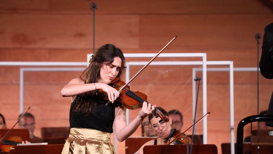 La estadounidense Alexis Hatch gana el Festival Internacional de Violín CullerArts