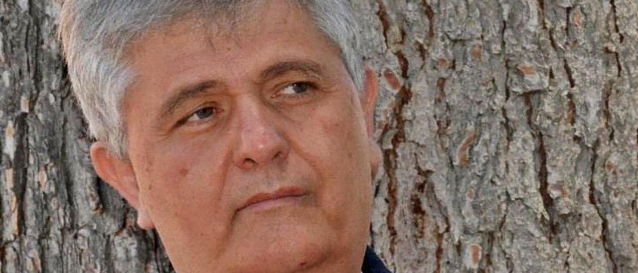 El catedrático de Tecnología de los Alimentos de la UMH, José Ángel Pérez Álvarez.   INFORMACIÓN