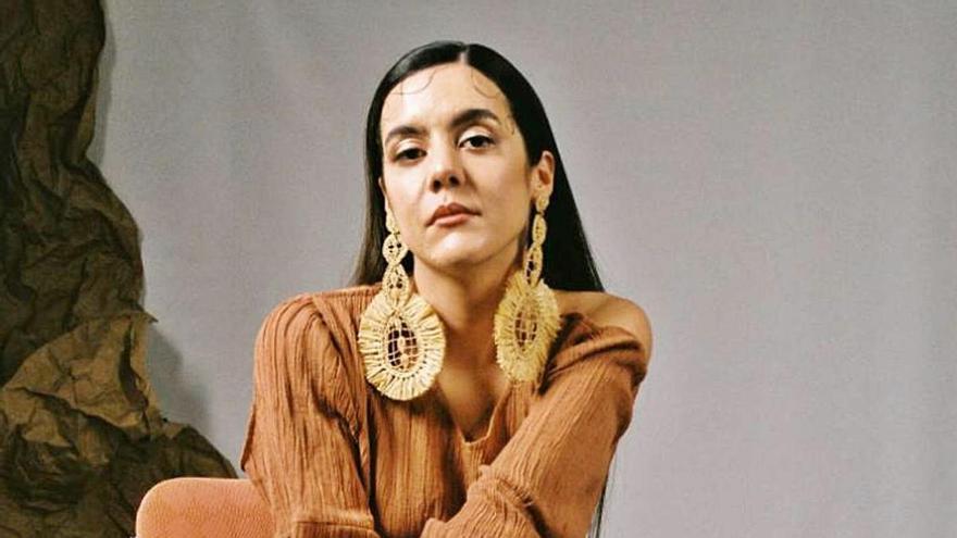 La canaria Valeria Castro trae la gira de 'Chiquita' a dos de los escenarios de las Islas