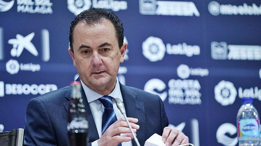 El Málaga CF, valorado en 50 millones de euros y a la espera de activar la póliza