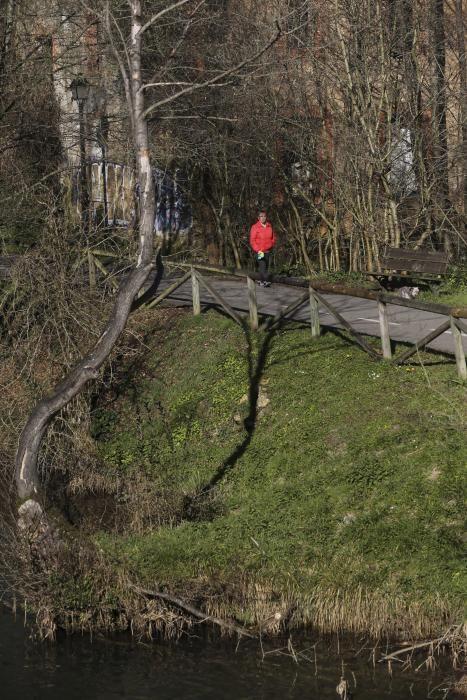 Las consecuencias de la falta de lluvia en Asturias