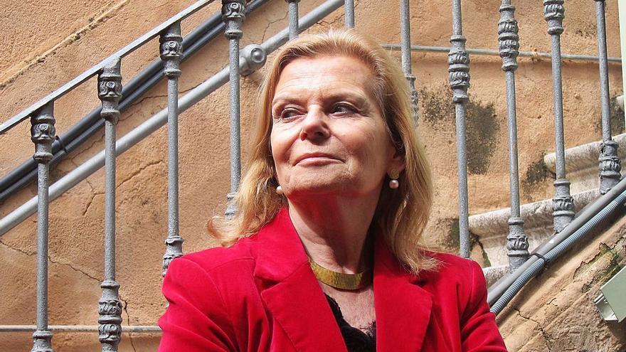 Carme Riera: «Formentor era la referencia de una Mallorca a la que aspirábamos»