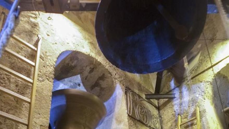 """El """"lenguaje universal"""" de los campaneros de Albaida será evaluado por la Unesco"""