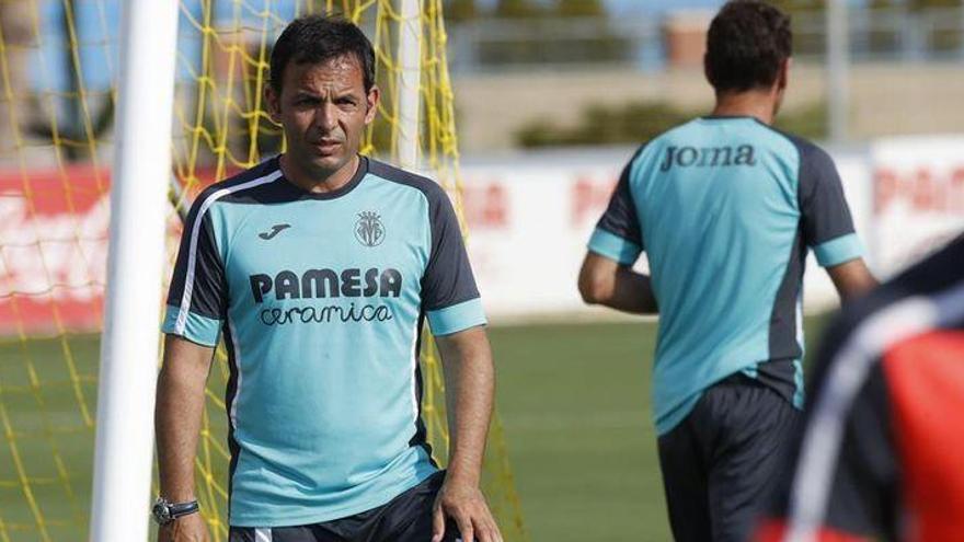 Iturra, principal novedad en la convocatoria del Villarreal ante el Leganés