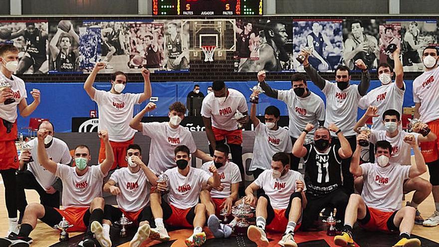 El Juaristi levanta su segunda Copa LEB Plata