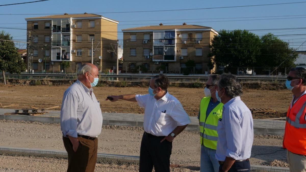 Urbanismo licitará en otoño la construcción del puente sobre el ferrocarril de Villarrubia