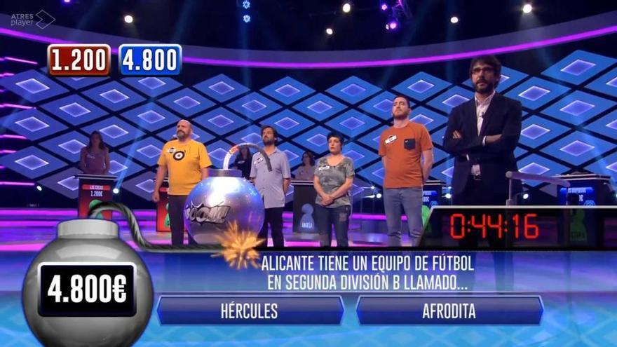 Afrodita, el nuevo club de fútbol alicantino en Segunda B