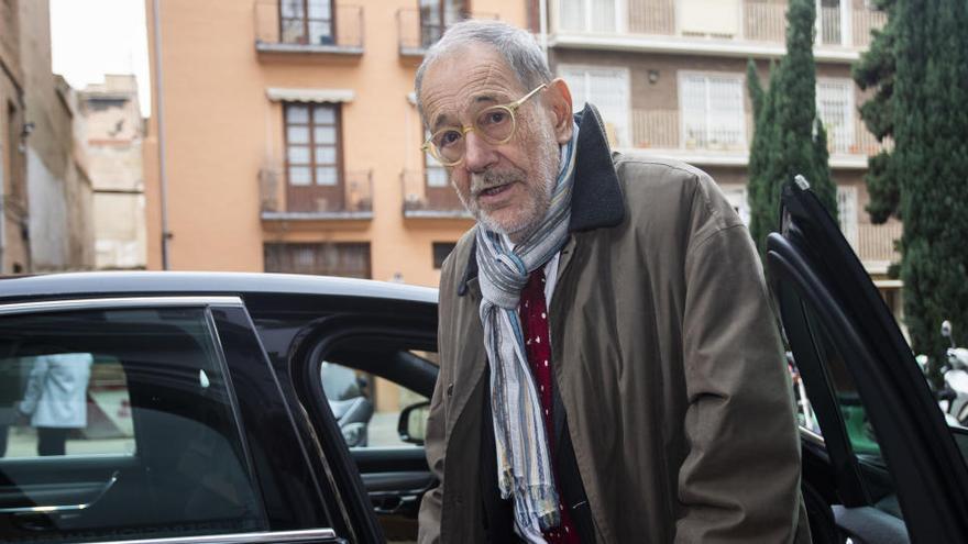 Javier Solana recibe el alta tras un mes hospitalizado