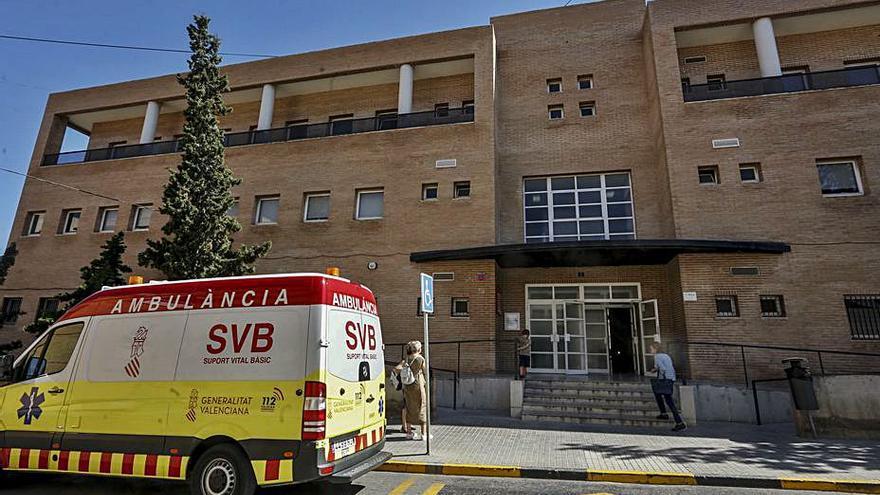El tripartito de Crevillent «trabaja» por la ambulancia