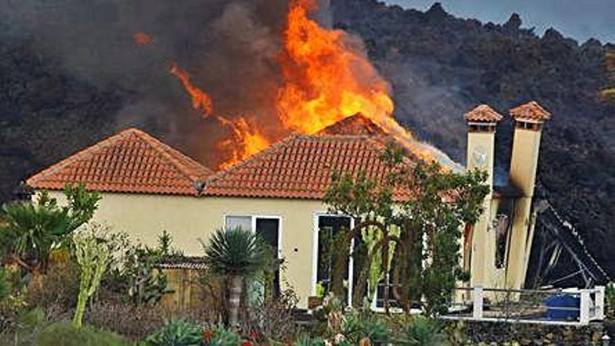 Porriño dona 20.000 euros para ayudar a La Palma