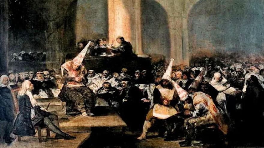 La Inquisición en el Señorío Episcopal de Agüimes