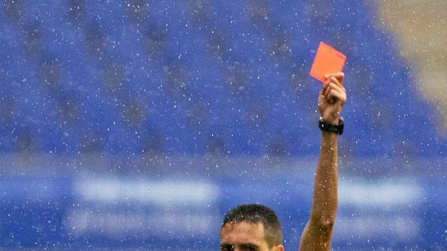 UD Las Palmas, el segundo equipo con más tarjetas rojas