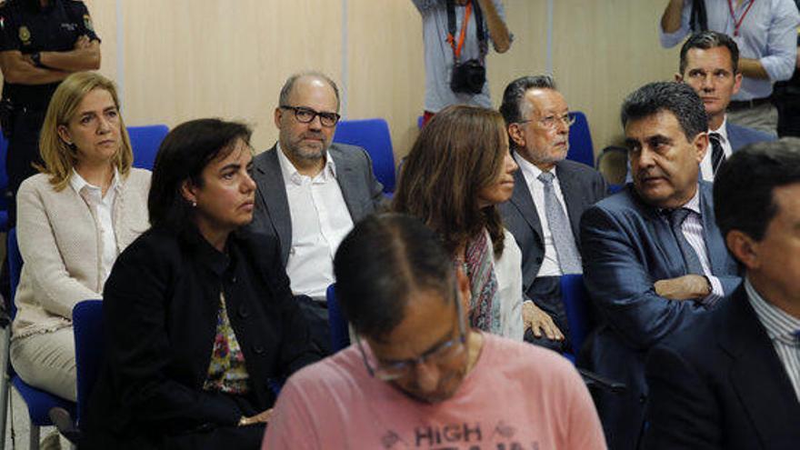 6 anys i 3 mesos de presó per a Urdangarin pel 'cas Nóos' amb la Infanta Cristina absolta