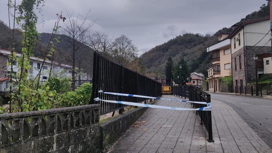 La crecida de los ríos pone a Asturias en fase de preemergencia por inundaciones
