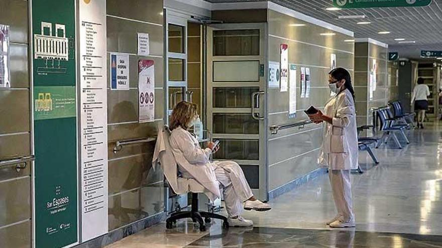 Hospitales abiertos en horario de tarde