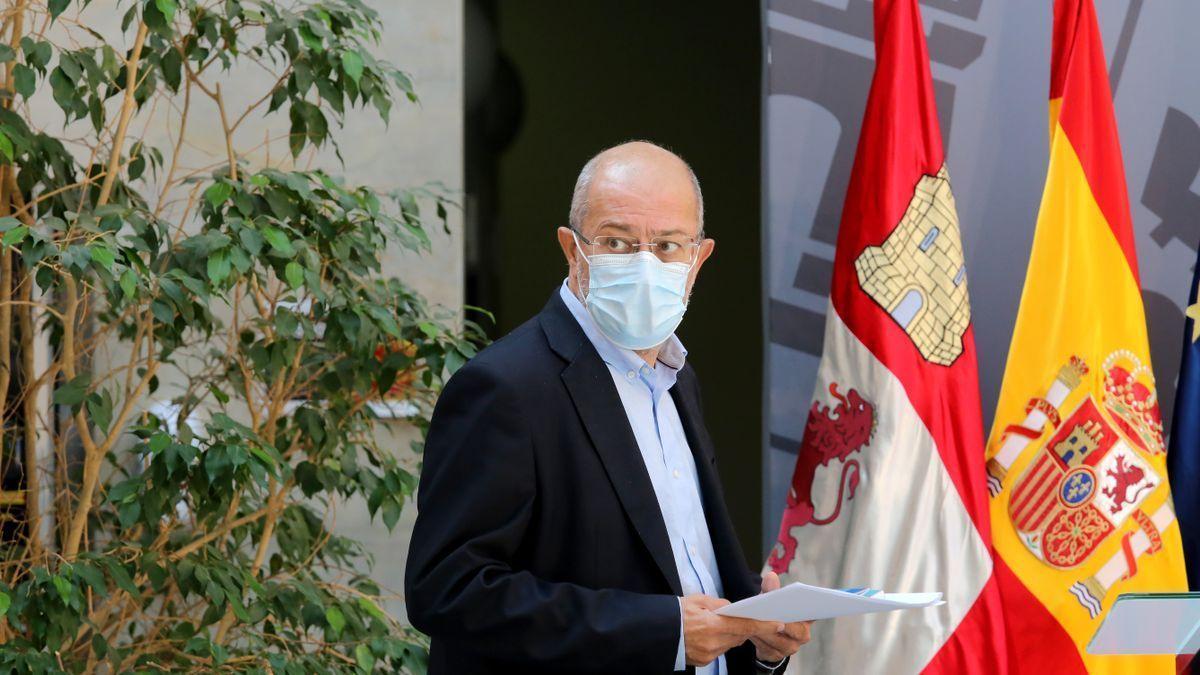 Igea, en una comparecencia pública.