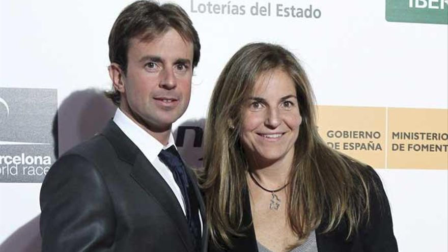 Arantxa Sánchez Vicario y Josep Santacana: Arranca el juicio por su divorcio