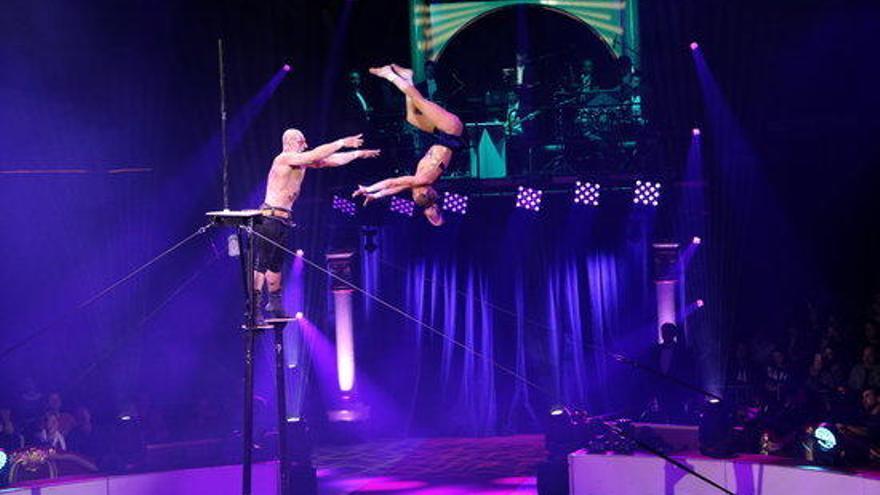 El Festival de Circ de Girona es trasllada al pavelló de Fontajau i es fa el juny