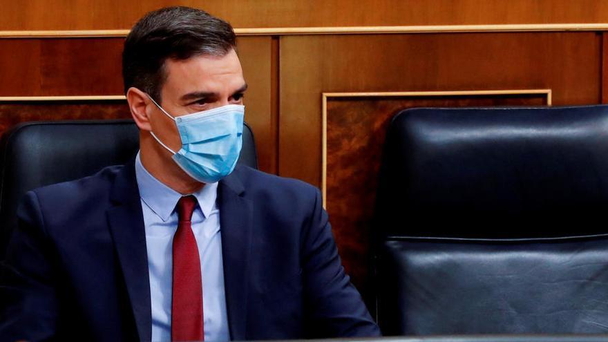 """Sánchez apuesta por """"avanzar sin descanso"""" por la igualdad del colectivo LGTBI"""
