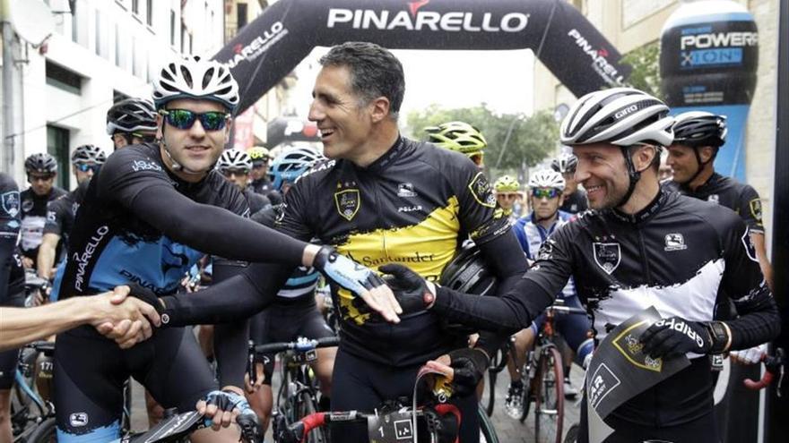 Un pentacampeón del Tour de Francia y un campeón olímpico por Castellón ¿Te lo vas a perder?