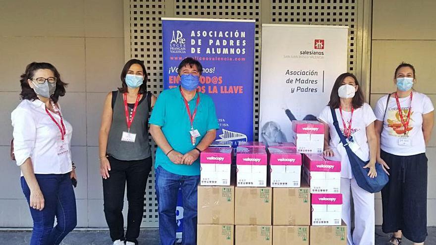 El viatge de 1.200 llibres des de València fins a Madagascar