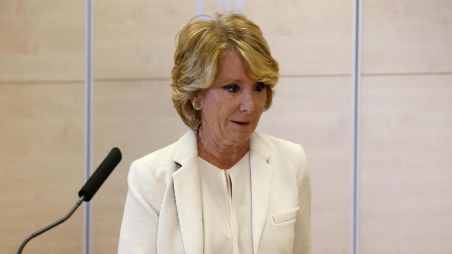 Aguirre y González destinaron 172 millones a empresas de las tramas Púnica y Gürtel