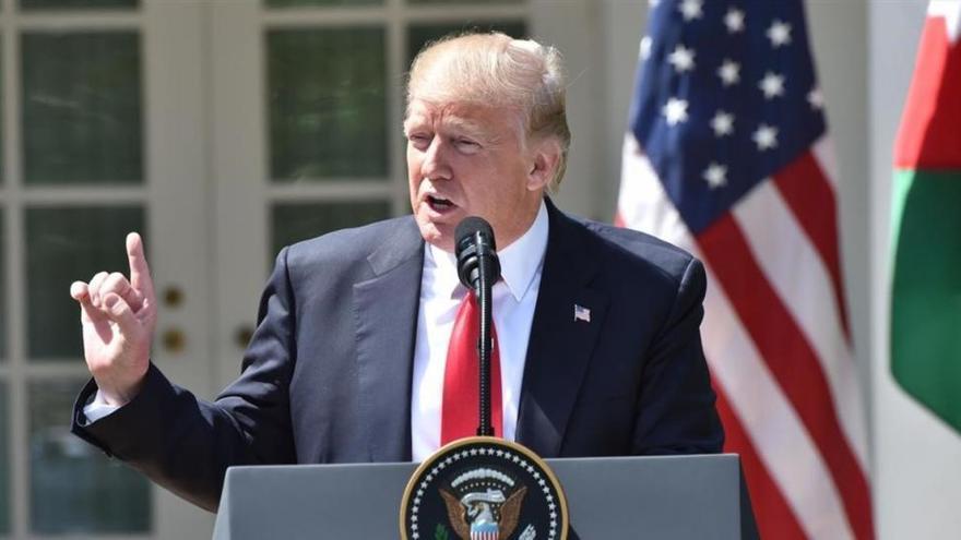 """Trump: """"No vamos a meternos en Siria"""""""