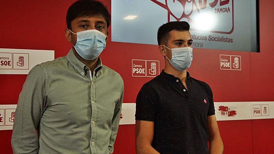 """Juventudes Socialistas de Zamora llama a la """"lucha para transformar la provincia"""""""