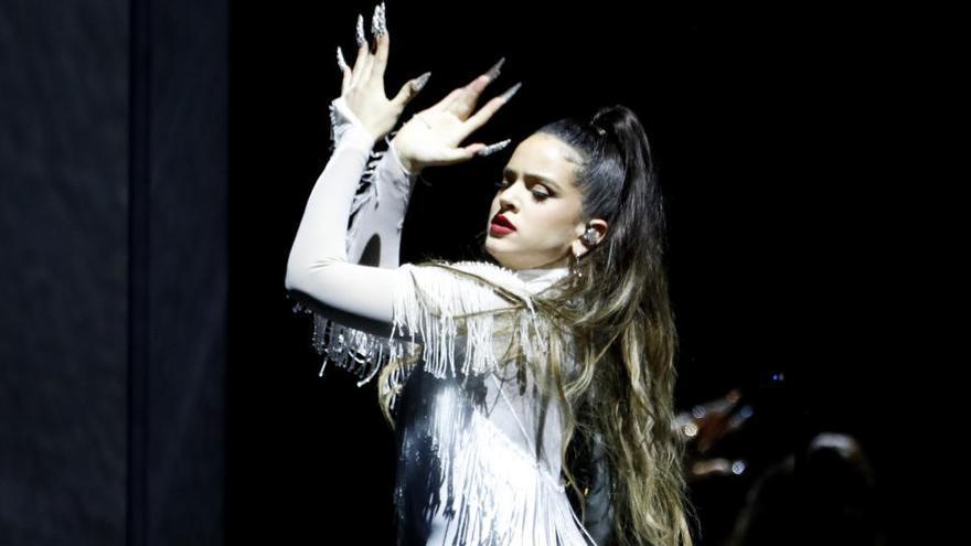 Rosalía, nominada a millor artista femenina de l'any als Billboard de la Música Llatina