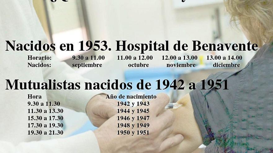 Sanidad, con el ojo puesto en Ifeza para vacunar a los zamoranos de 59 a 50 años a partir del 24 de mayo