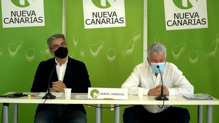 """NC valora los PGE por expansivos y por invertir """"como nunca"""" en Canarias"""
