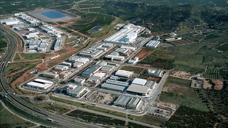 Empresas industriales de la Vall d'Uixó se unen para impulsar el polo logístico