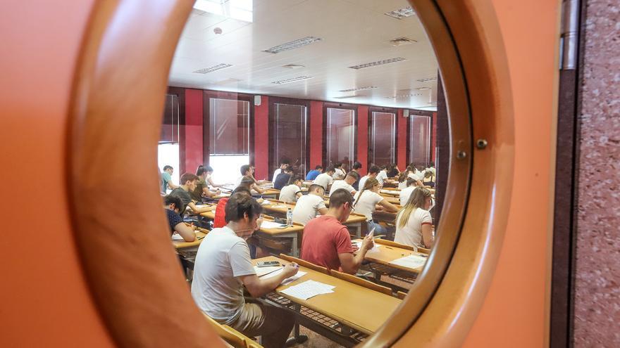 400 alumnos realizarán las pruebas de selectividad en el Auditorio de Torrevieja